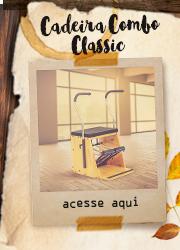 Cadeira Combo Classic Pilates