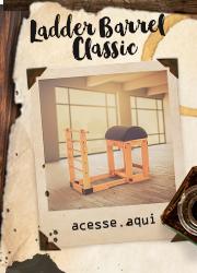 Ladder Barrel Classic Pilates
