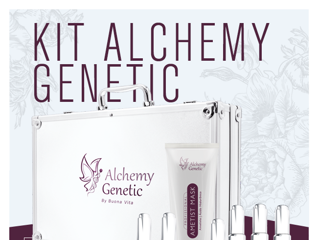 KIT ALCHEMY GENETIC